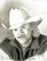 Alan Jackson by Tehobu