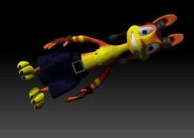Daxter colored 07 by sav8197