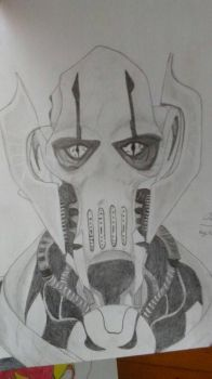 General Grievous  by GladiatorPrincess00