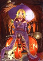 Another Halloween pic by Nacrym