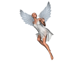 STOCK PNG angel 5 by MaureenOlder