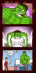 The Hulk Gets a Job by glassonion14