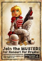 Join the Muster by samuelcroes