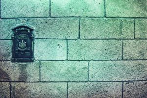 letterbox in the wall by gevsemeyinlan