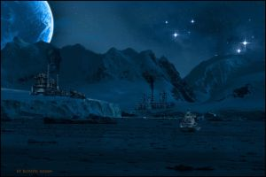 To save the Arctic one by The-Ronyn