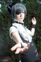 Ciel PHANTOMHIVE by BeckyOMalet92