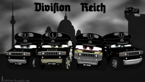 Division Reich Wallpaper by SiegRainer