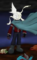 Zed-The demon of Despair by D3-shadow-wolf