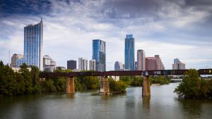 Austin Texas by Daystorm