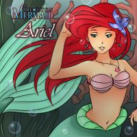 The little Mermaid - Ariel by multieleonora96
