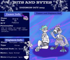 Bits And Bytes App Shard And Jaks by Dark-Gecko5