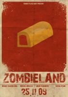 ZOombieland poster by blahte