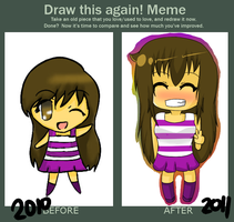 Before and After Meme 1 by RoflAndrea