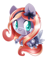 Commission: Chibi Hikarus by PegaSisters82