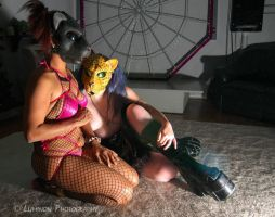 Power Exchange: Sisters by Catwoman69y2k