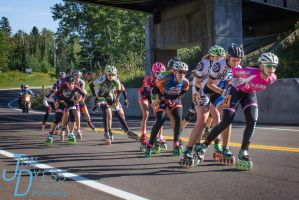 North Shore Inline Marathon 4 by hull612