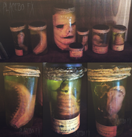 Specimen Jars by PlaceboFX