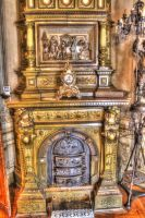 Antique German Furnace by Daemare