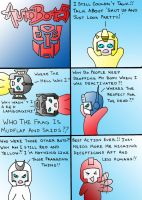 Autobot Transfomers 2 comments by MirrorOfSin