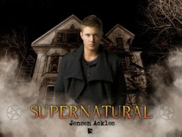 Dean Winchester Wallpaper by LaraRules81