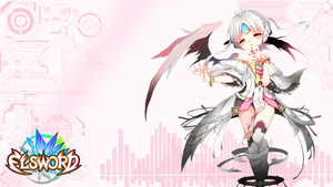 Elsword Eve Wallpaper by ShinkiKaze