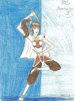 Deadly Dancer by Captain-Chaotica