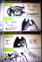 I AM... by dacoolcat