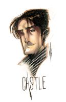 Richard Castle by JeremyTreece