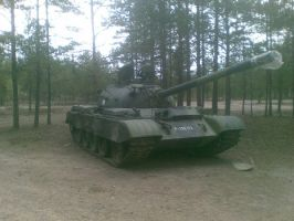 t-54 by 4WD