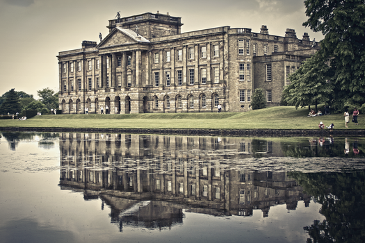 Lyme Park by Rustmouth
