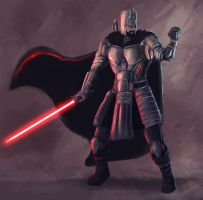 Darth Ferrus by Natamin