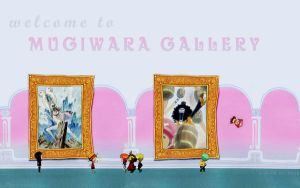 One Piece: Mugiwara Gallery by ailend