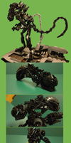 Bionicle Alien by Bactatanker