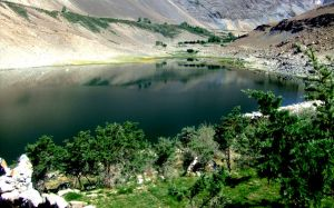 Borit Lake I, Pakistan by imrantshah