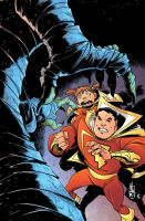 Shazam Cover Colors 18 by heck13r