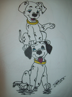 101 Dalmatians by The-bad-ass-girl