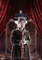 Doctor Who - Titan Comics: Eighth Doctor #1.3 by willbrooks
