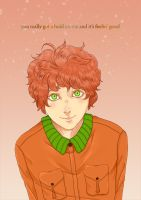 Kyle Broflovski - Got a hold on me by LadyAurica