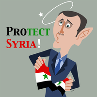Protect Syria, by Amicherina