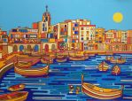Spinola Bay 2015 by Evilpainter
