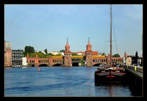 Missed Pictures - 3 (The Spree River) by skarzynscy