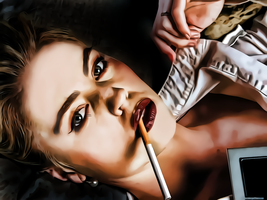 Melissa George by donvito62
