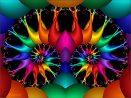UF-Chall 50 - Colours of the Rainbow by Lupsiberg