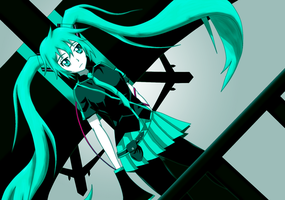 Miku Love is War by Dax-Dani