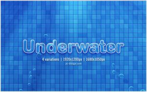Underwater by yc