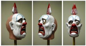 Spearhead Clown by Vectorcrazy