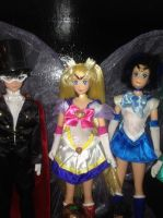 Custom super sailor moon doll outfit by djvanisher