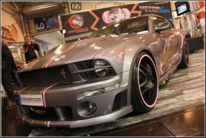 Ford Mustang by 22photo