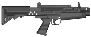 PDW290C-A1 by GrimReaper64