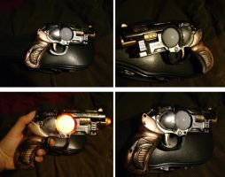 SteamPunk Shooter by Spacegoggles